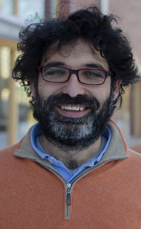 Alberto Vomiero, foto: Ted karlsson